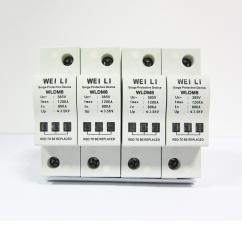 WLDM8-120KA/4电源防雷器